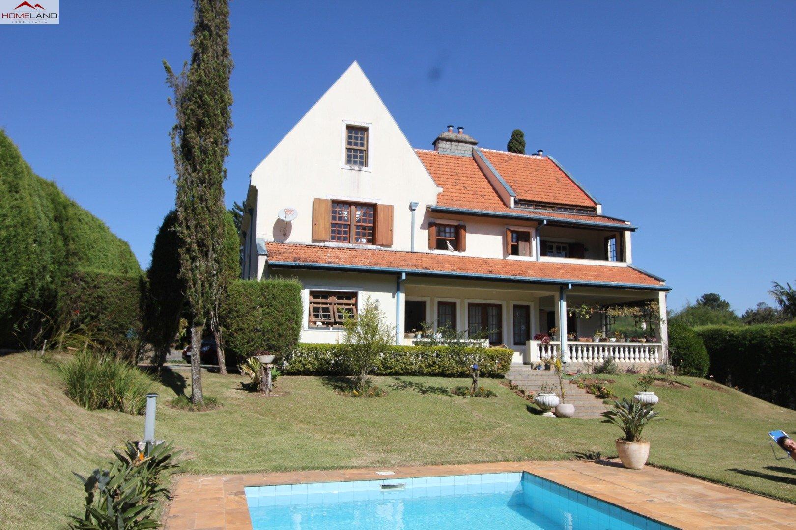 HL-177 Excelente casa em terreno duplo e ótima localização do Patrimônio do Carmo R$ 1.800 mil