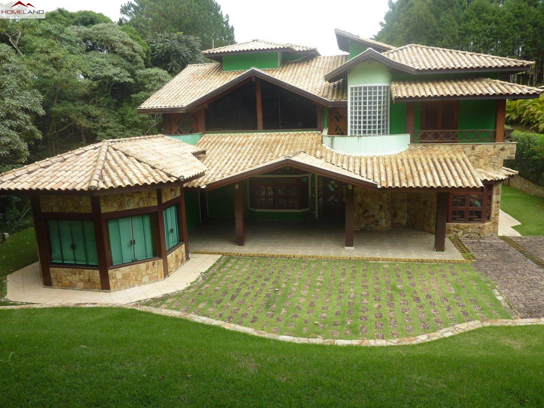 HL-161 Vende-se ampla casa com lazer completo no Patrimônio do Carmo R$ 1.600 mil