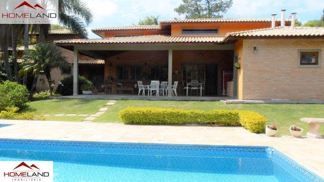 HL-100 Excelente casa térrea no condomínio ecológico Patrimônio do Carmo R$ 1.500 mil