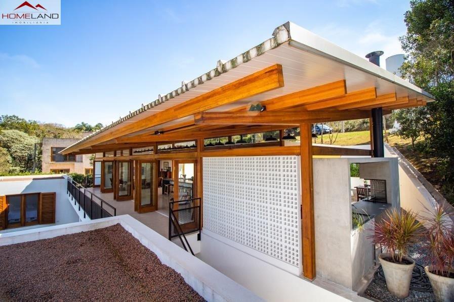 HL-153 Ótima casa de arquitetura planejada no Patrimônio do Carmo R$ 1.650 mil