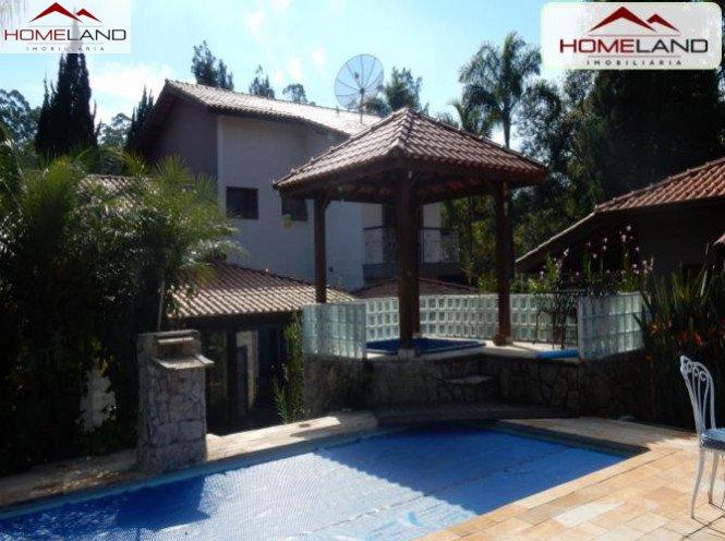 HL-93 Ótimo imóvel mobiliado com espaço gourmet e piscina aquecida  no Patrimônio do Carmo R$ 1.500 mil